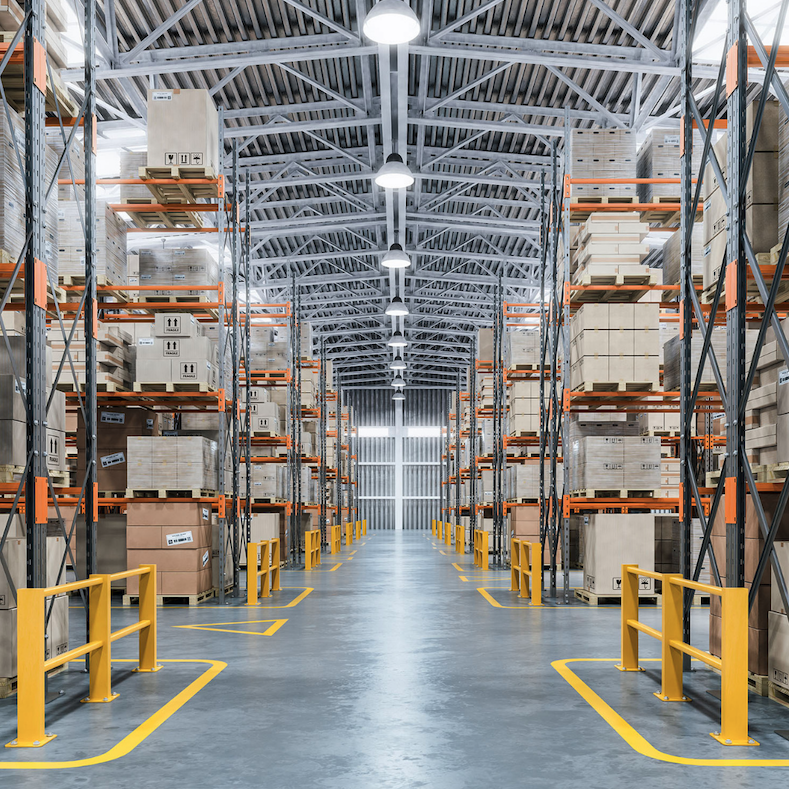 Industrial & Logistics Sector Brawdia Building Consultancy